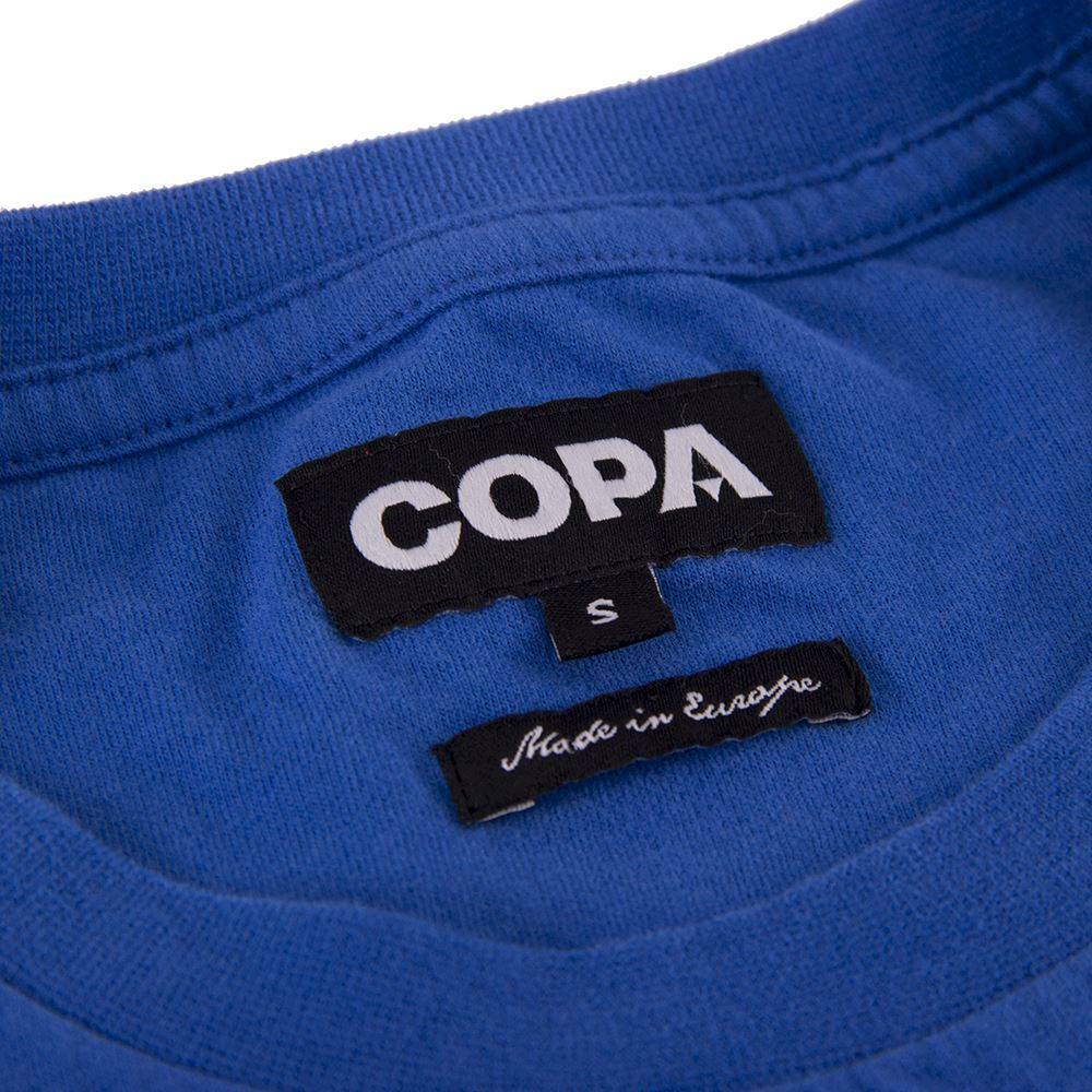 France 2000 European Champions Embroidery T-Shirt | 3 | COPA