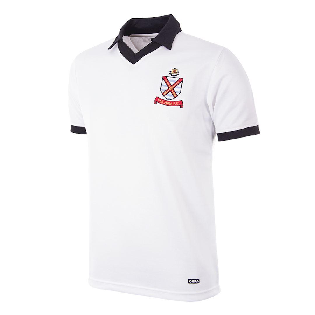 Fulham FC 1977 - 81 Maillot de Foot Rétro | 1 | COPA