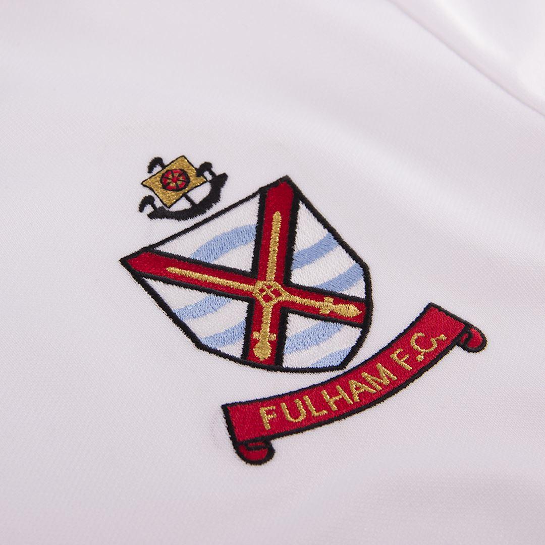 Fulham FC 1977 - 81 Maillot de Foot Rétro | 3 | COPA