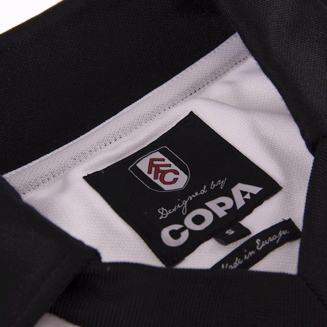 Fulham FC 1977 - 81 Maillot de Foot Rétro | 5 | COPA
