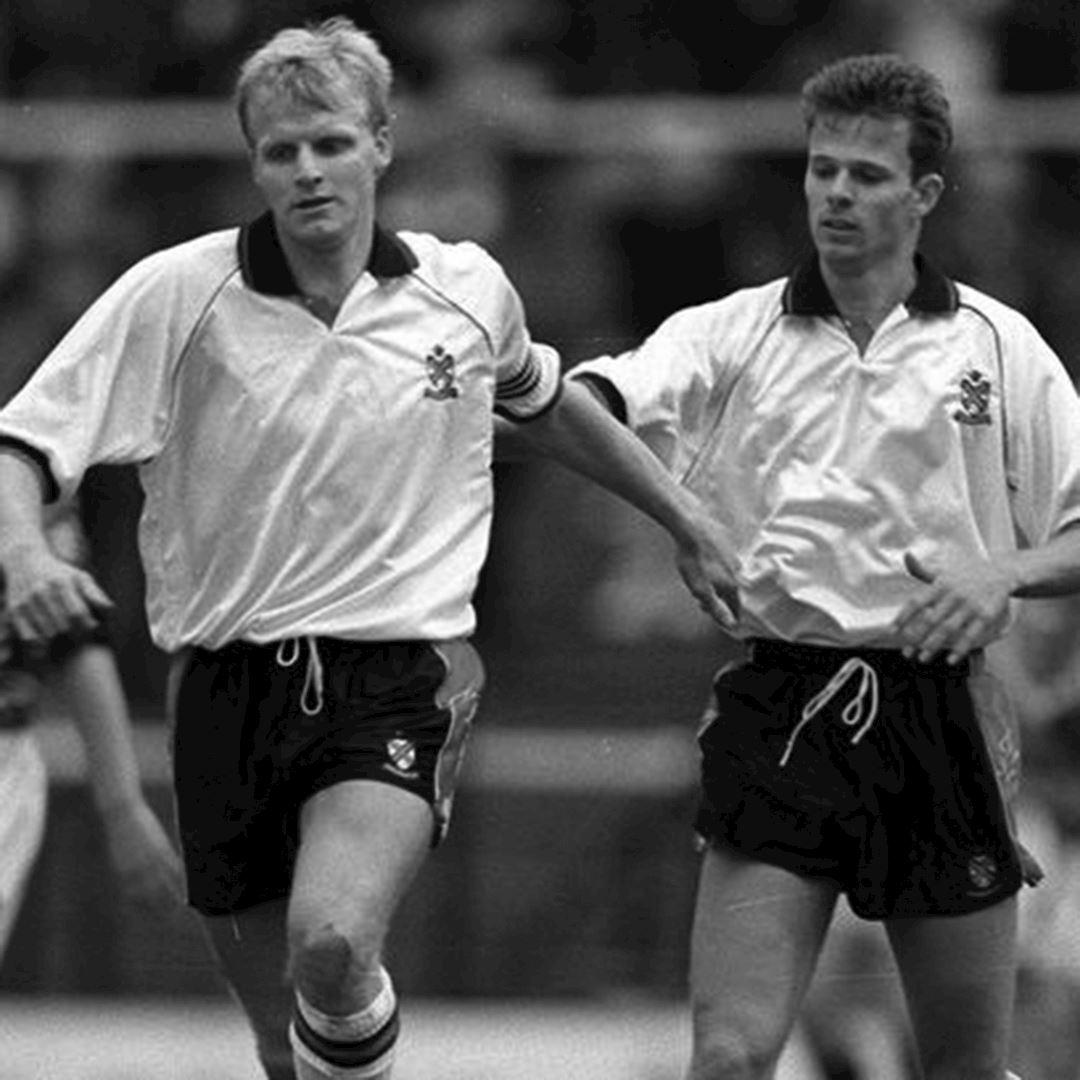 Fulham FC 1992 - 93 Maillot de Foot Rétro | 2 | COPA