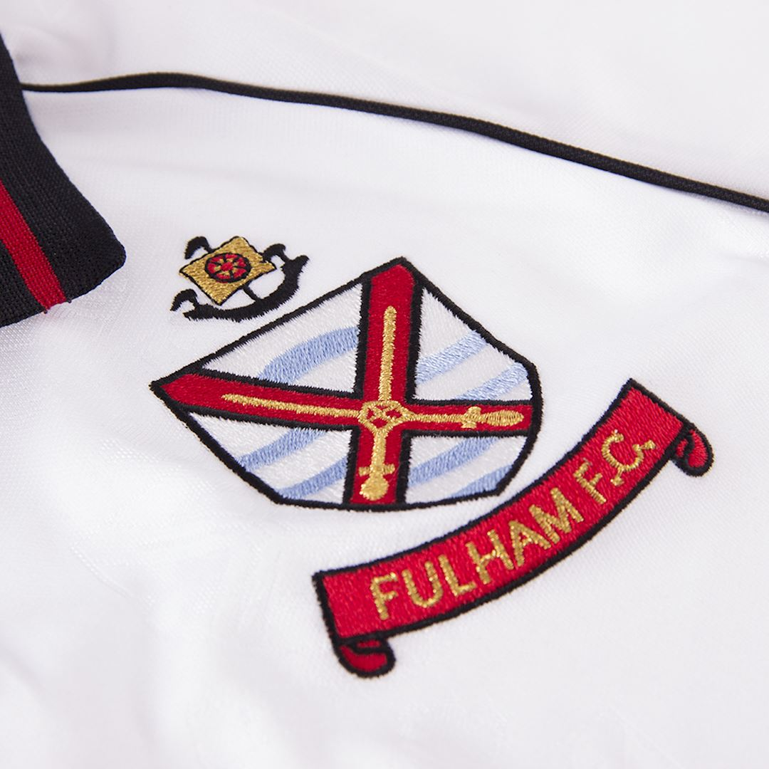 Fulham FC 1992 - 93 Maillot de Foot Rétro | 3 | COPA