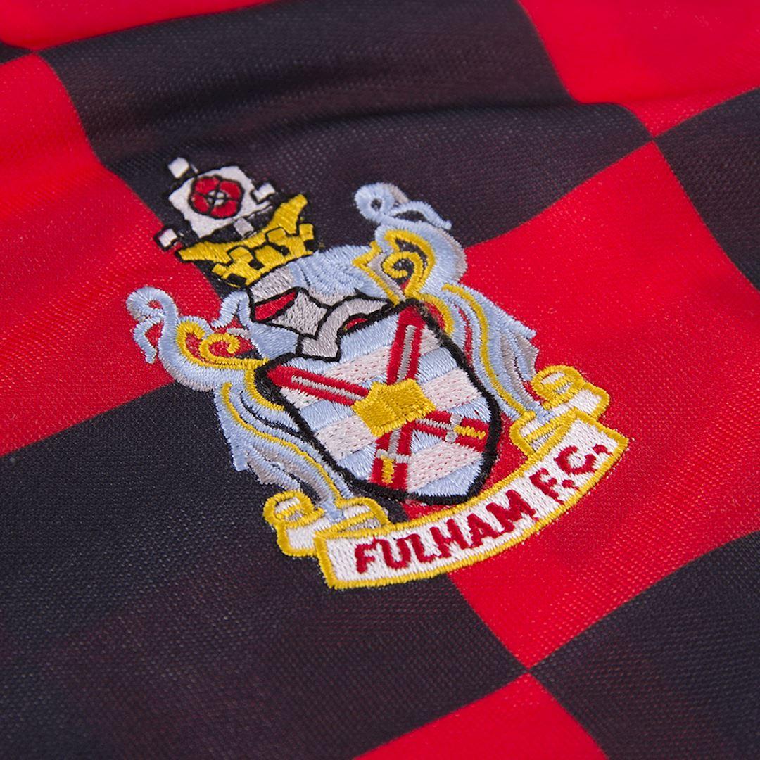 Fulham FC 1996 - 97 Away Maillot de Foot Rétro | 3 | COPA