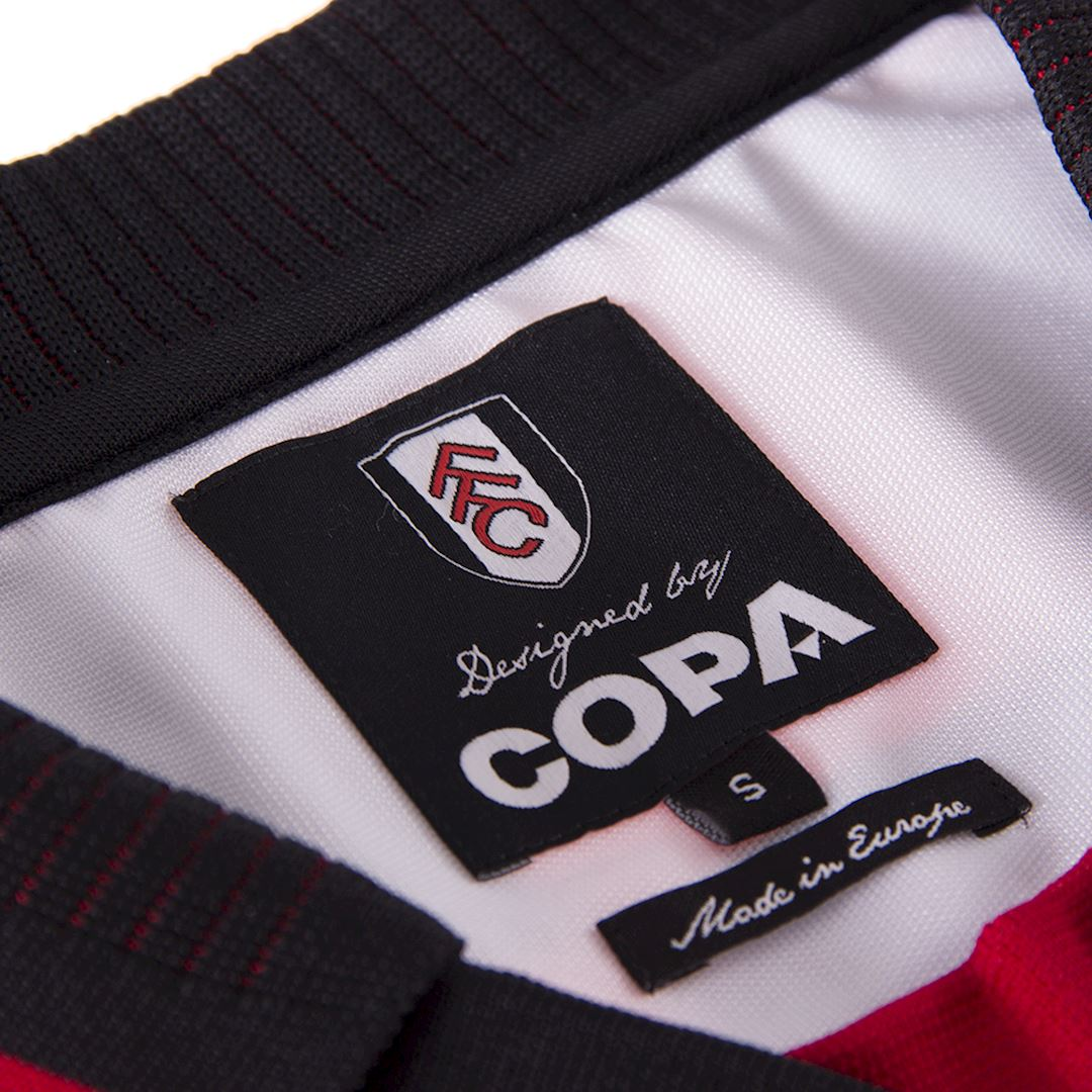 Fulham FC 1996 - 97 Away Maillot de Foot Rétro | 5 | COPA