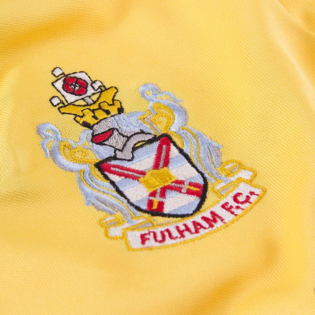 Fulham FC 1998 - 99 Away Maillot de Foot Rétro | 3 | COPA