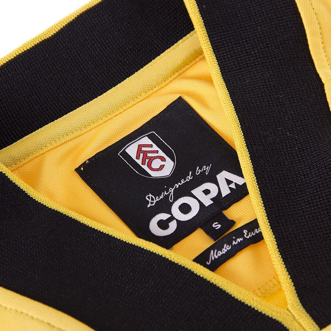 Fulham FC 1998 - 99 Away Maillot de Foot Rétro | 5 | COPA