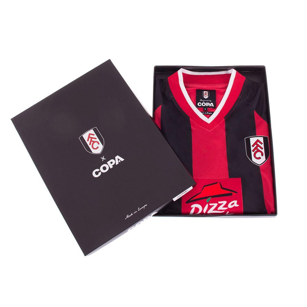 Fulham FC 2001 - 02 Away Retro Football Shirt | 7 | COPA