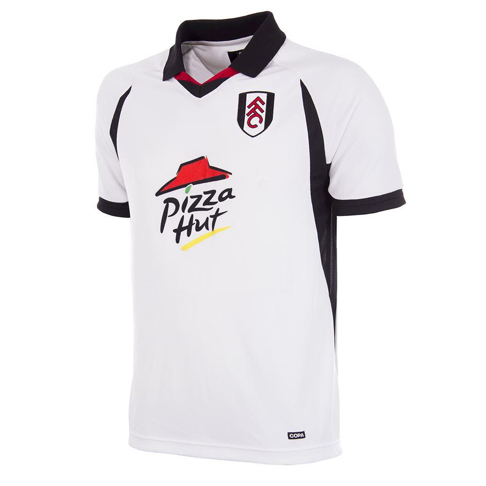 Fulham FC 2001 - 02 Retro Football Shirt   1   COPA