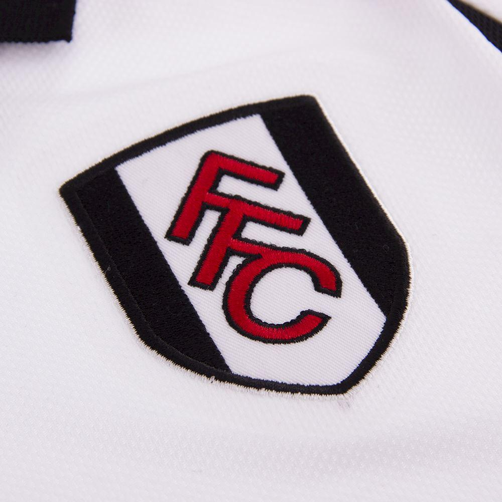 Fulham FC 2001 - 02 Retro Football Shirt   3   COPA