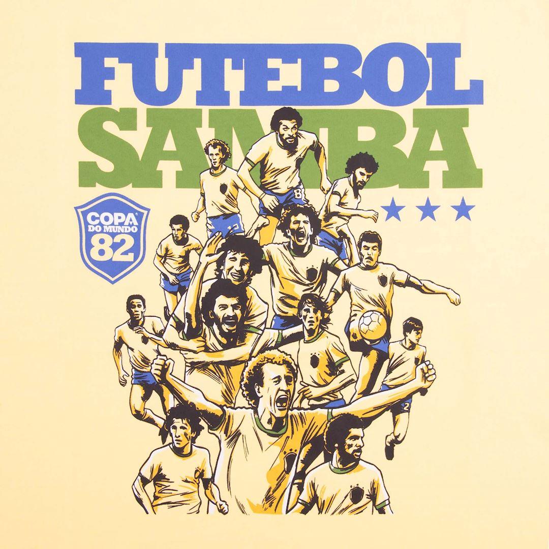 Futebol Samba T-Shirt   2   COPA