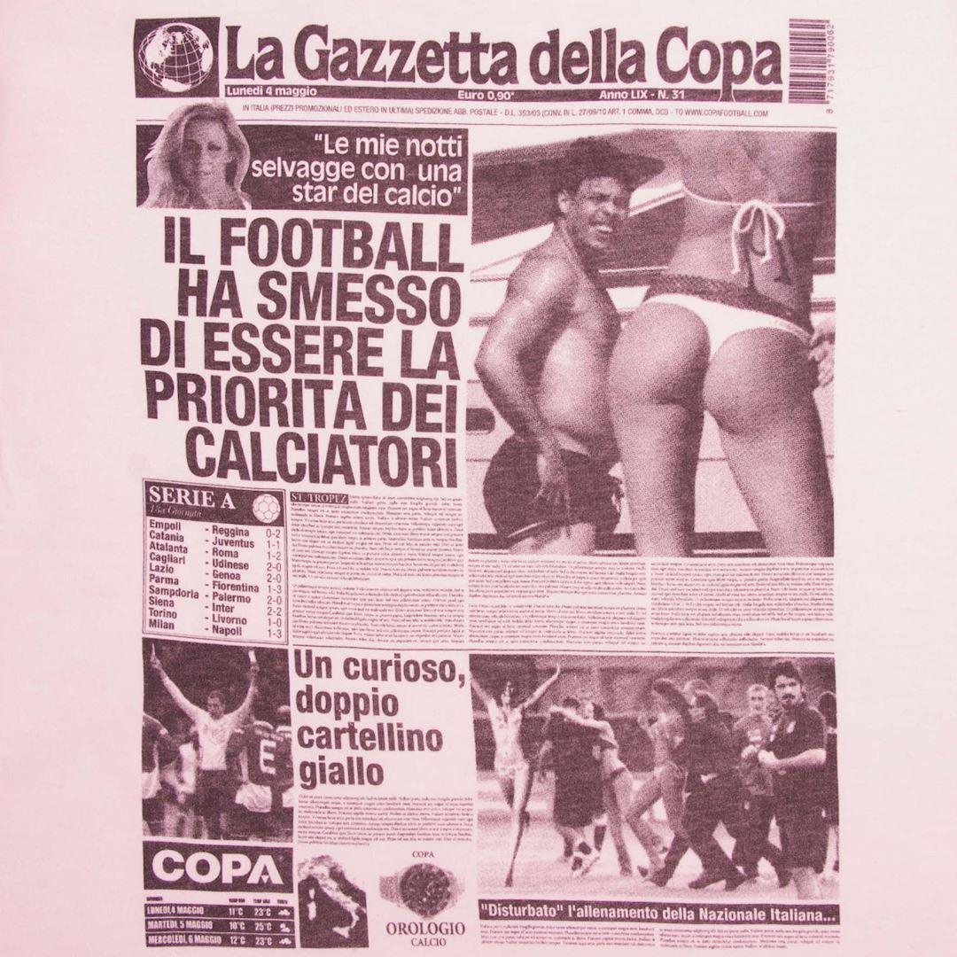 Gazzetta della COPA T-Shirt   2   COPA