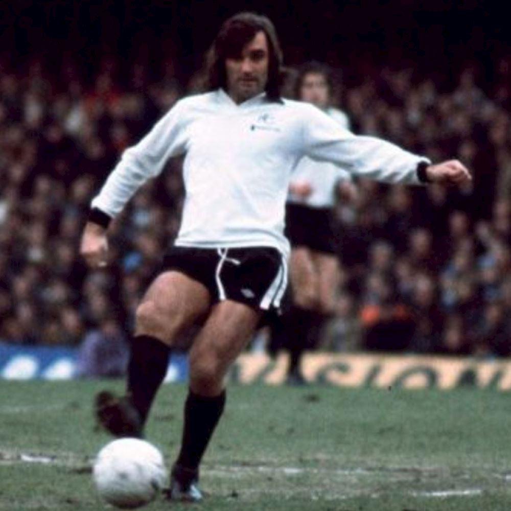 George Best Fulham Casual Sokken | 4 | COPA