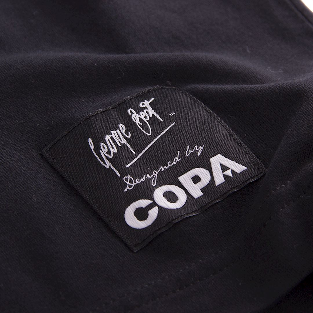George Best Hexagon T-Shirt | 5 | COPA