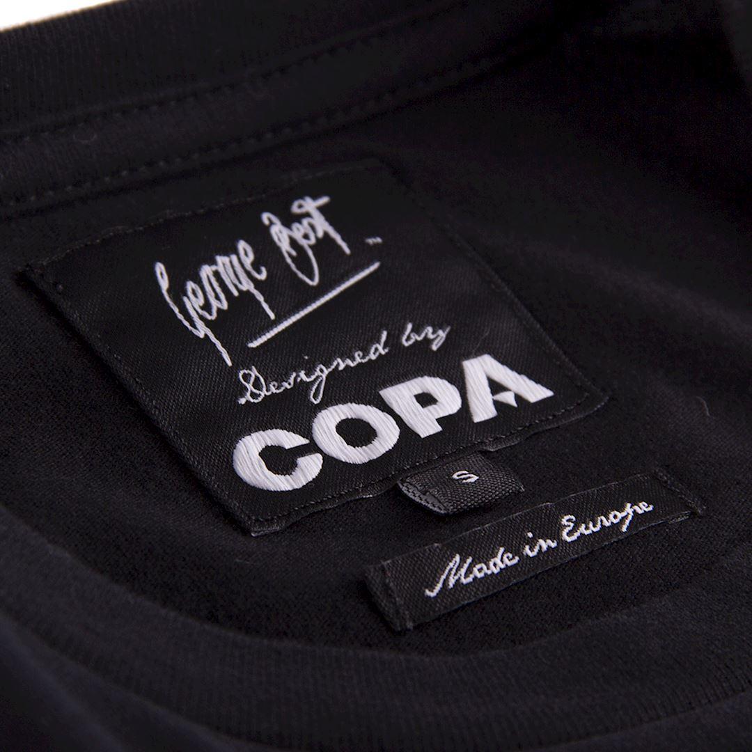 George Best Hexagon T-Shirt | 6 | COPA