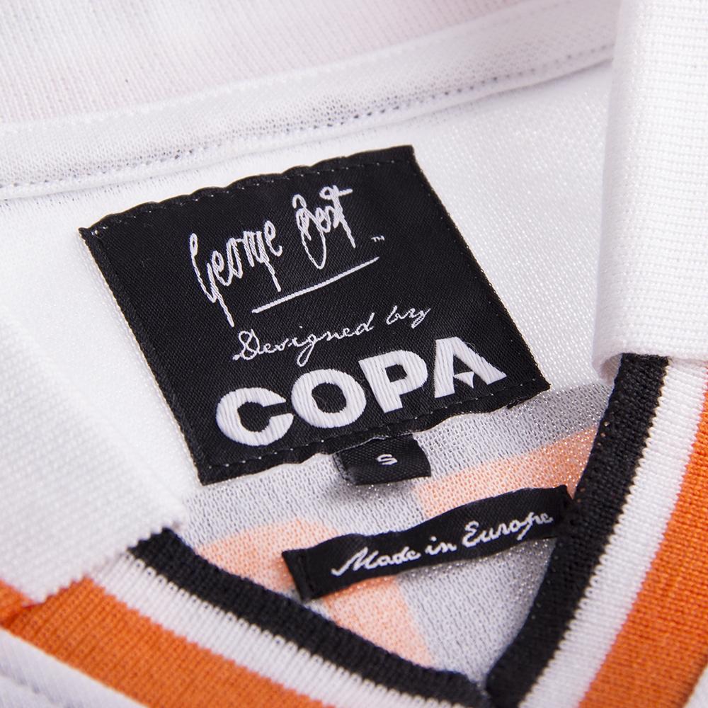 George Best L.A. Aztecs 1977 - 78 Retro Football Shirt   6   COPA