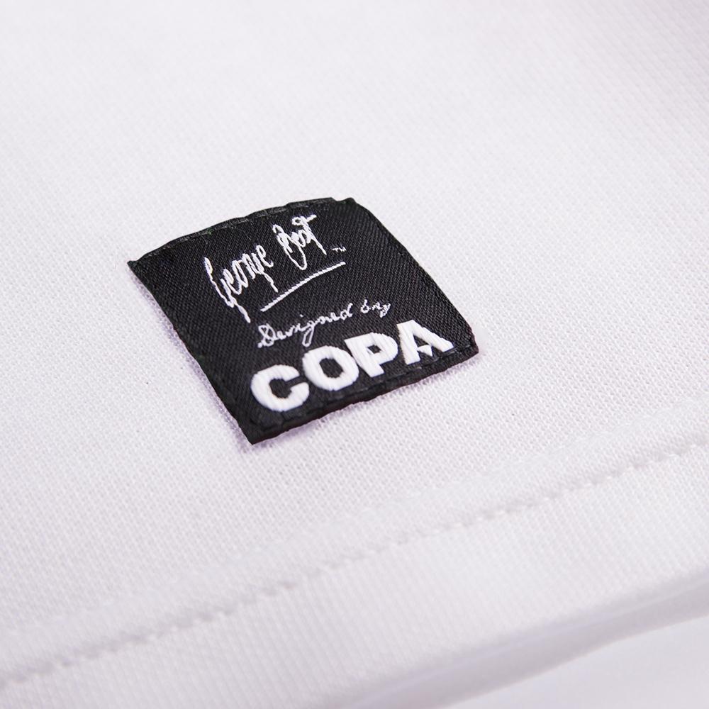 George Best L.A. Aztecs 1977 - 78 Retro Football Shirt   8   COPA