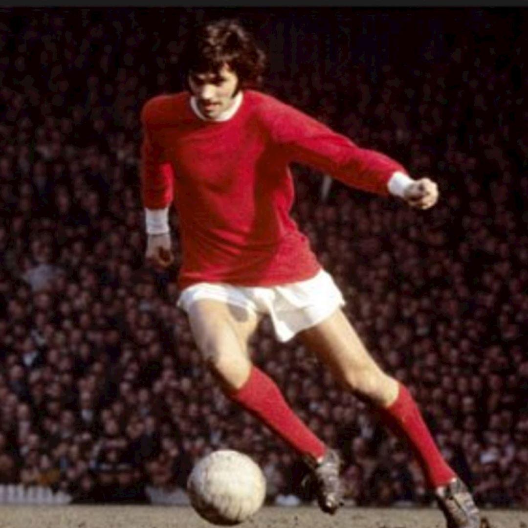 George Best Manchester Casual Sokken | 4 | COPA