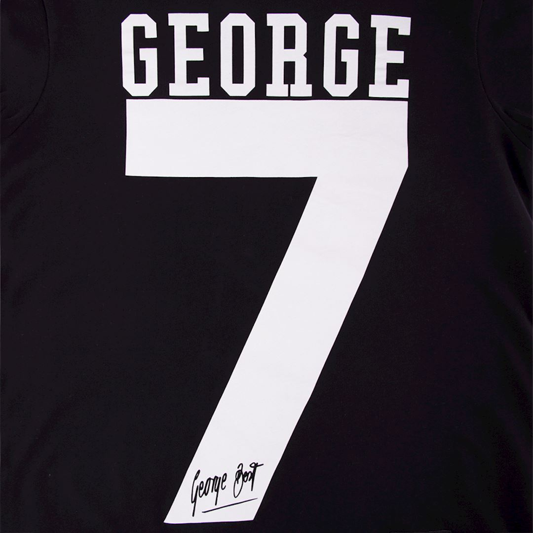 George Best Number 7 T-Shirt | 2 | COPA