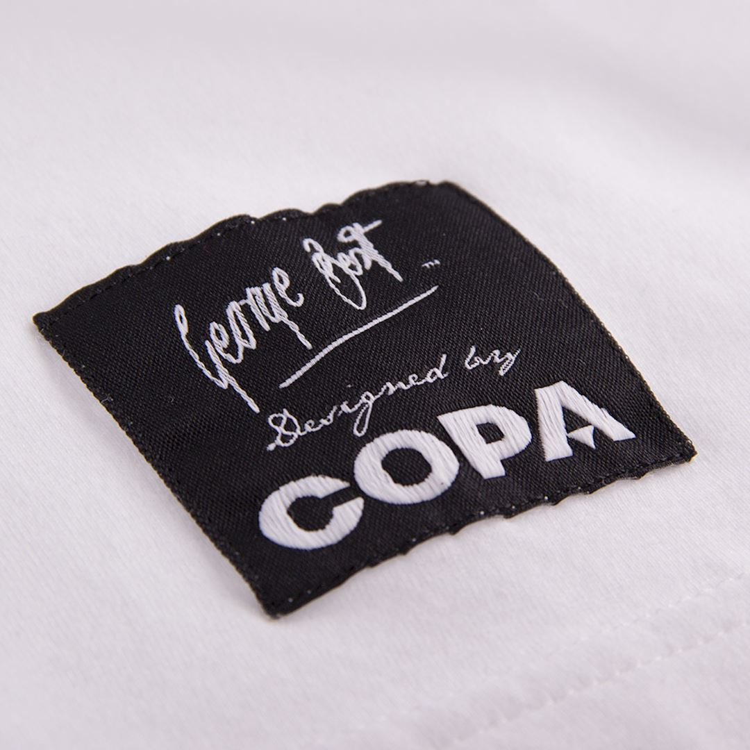 George Best Old Trafford T-Shirt | 4 | COPA