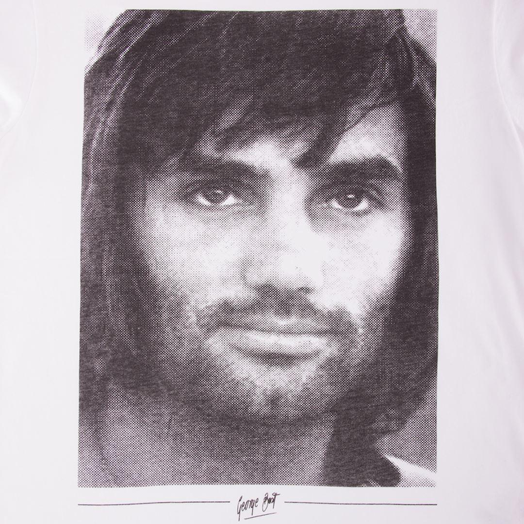 George Best Portrait T-Shirt | 2 | COPA