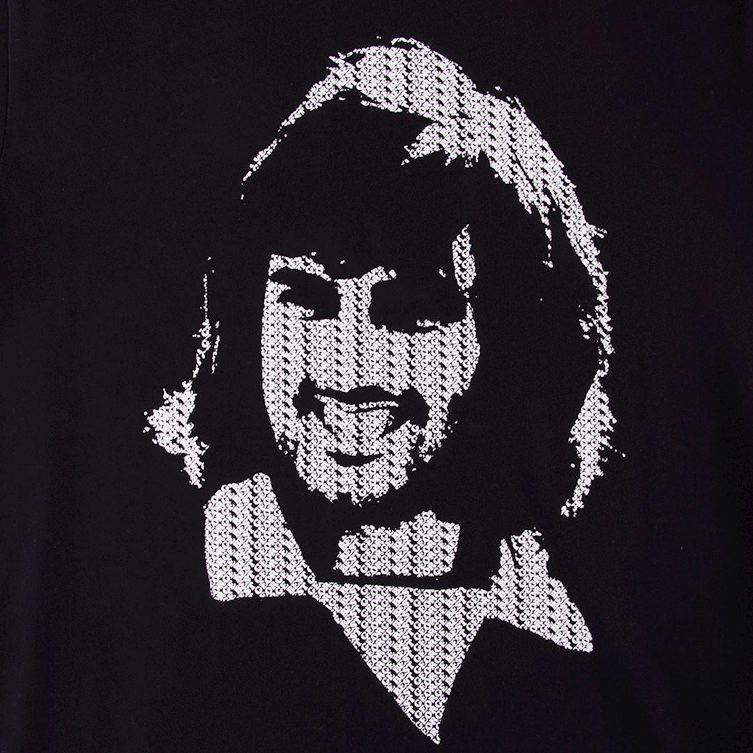 George Best Repeat Logo T-Shirt   2   COPA