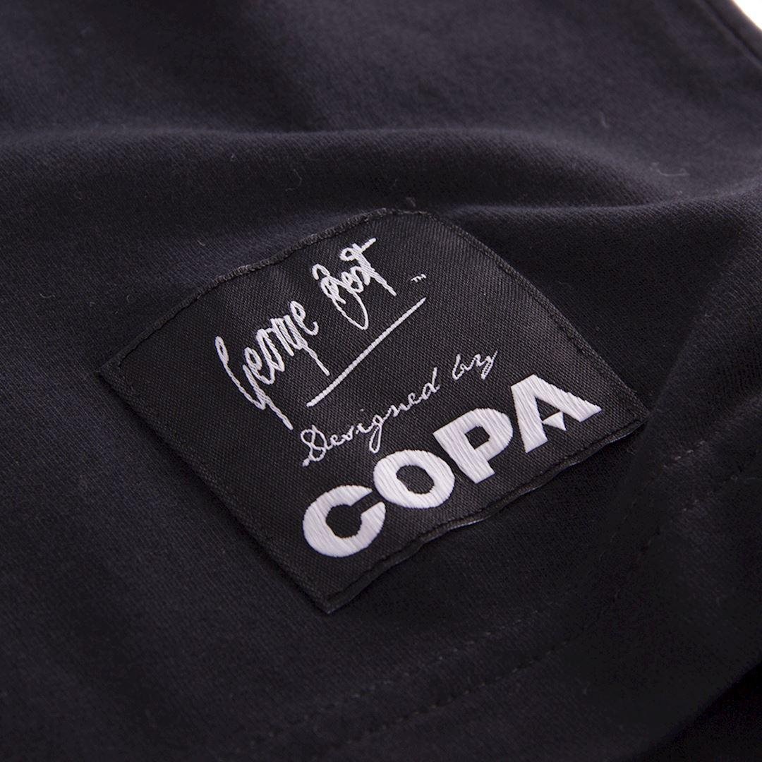 George Best Repeat Logo T-Shirt   4   COPA