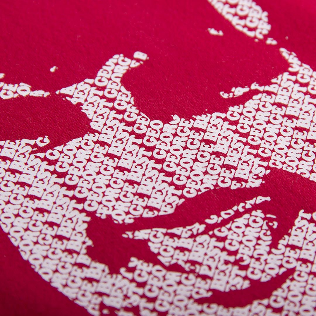 George Best Repeat Logo T-Shirt | 3 | COPA
