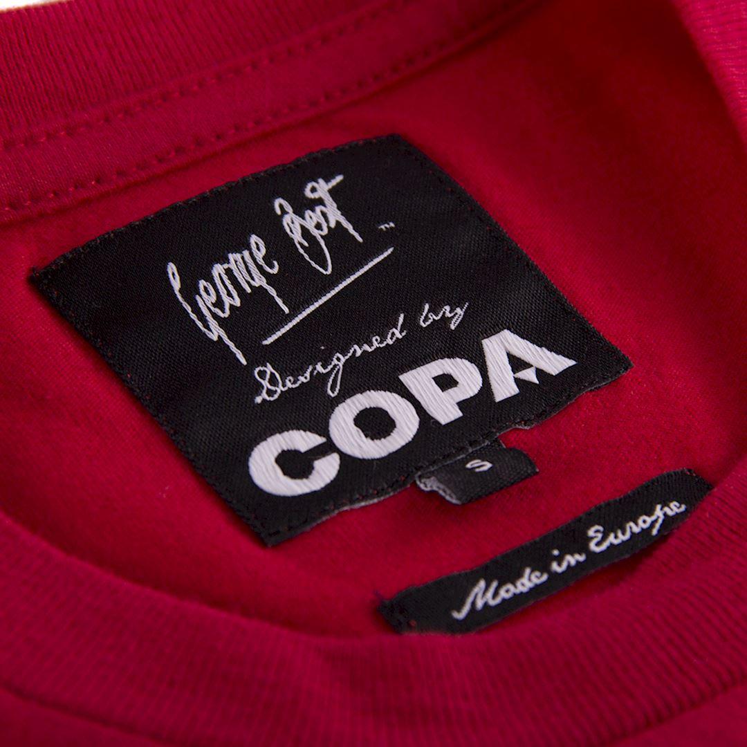 George Best Repeat Logo T-Shirt | 5 | COPA