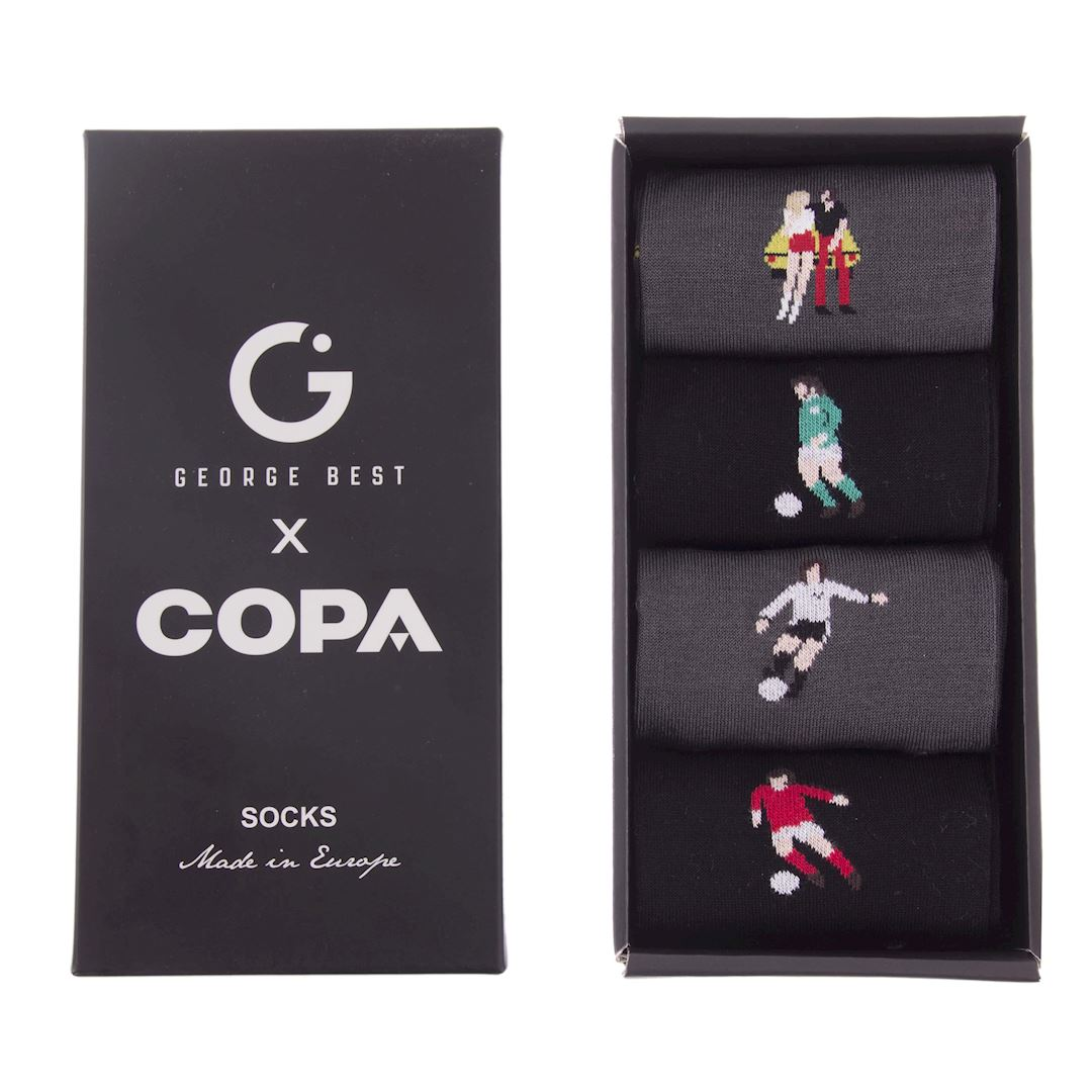 5161 | George Best Socks Box Set | 1 | COPA