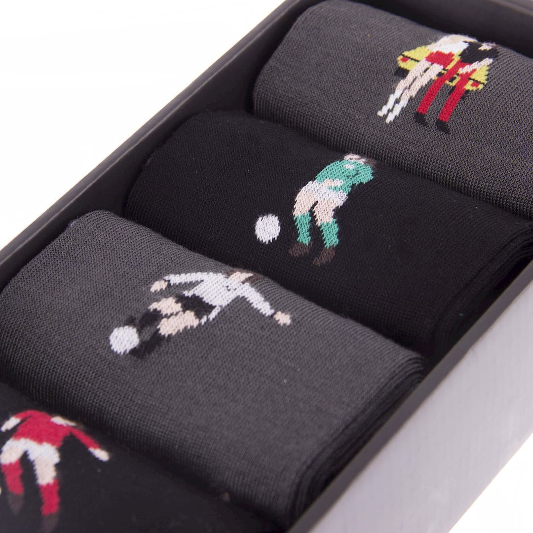 George Best Casual Sokken Box Set | 3 | COPA