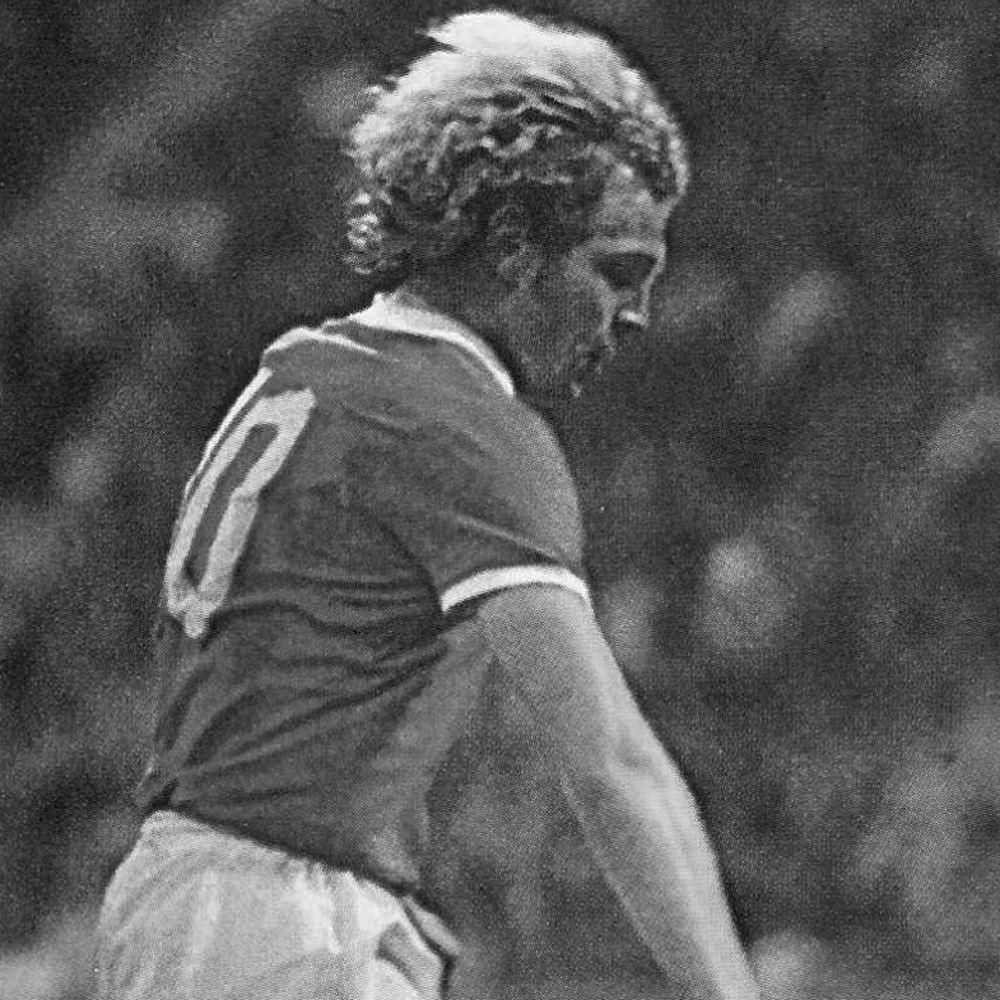 Germany Away 1970's Retro Football Shirt | 2 | COPA