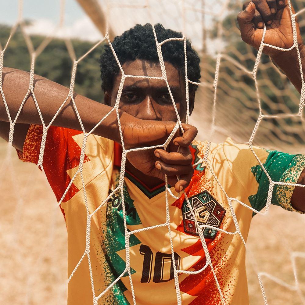 Ghana Football Shirt | 7 | COPA