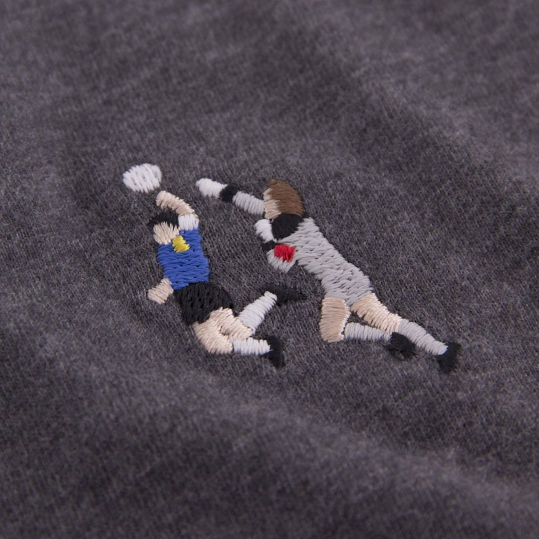 Hand of God embroidery T-Shirt | 2 | COPA