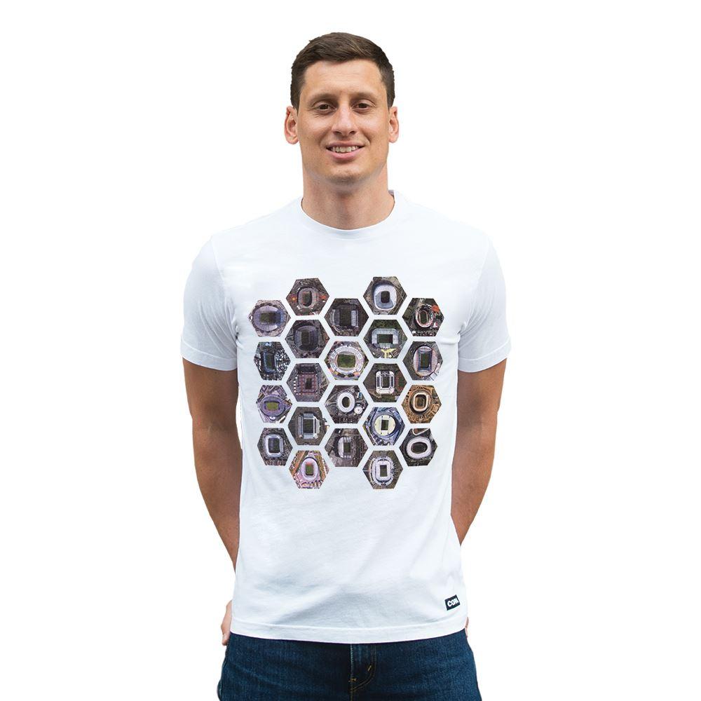 Hexagon Stadium T-Shirt | 5 | COPA