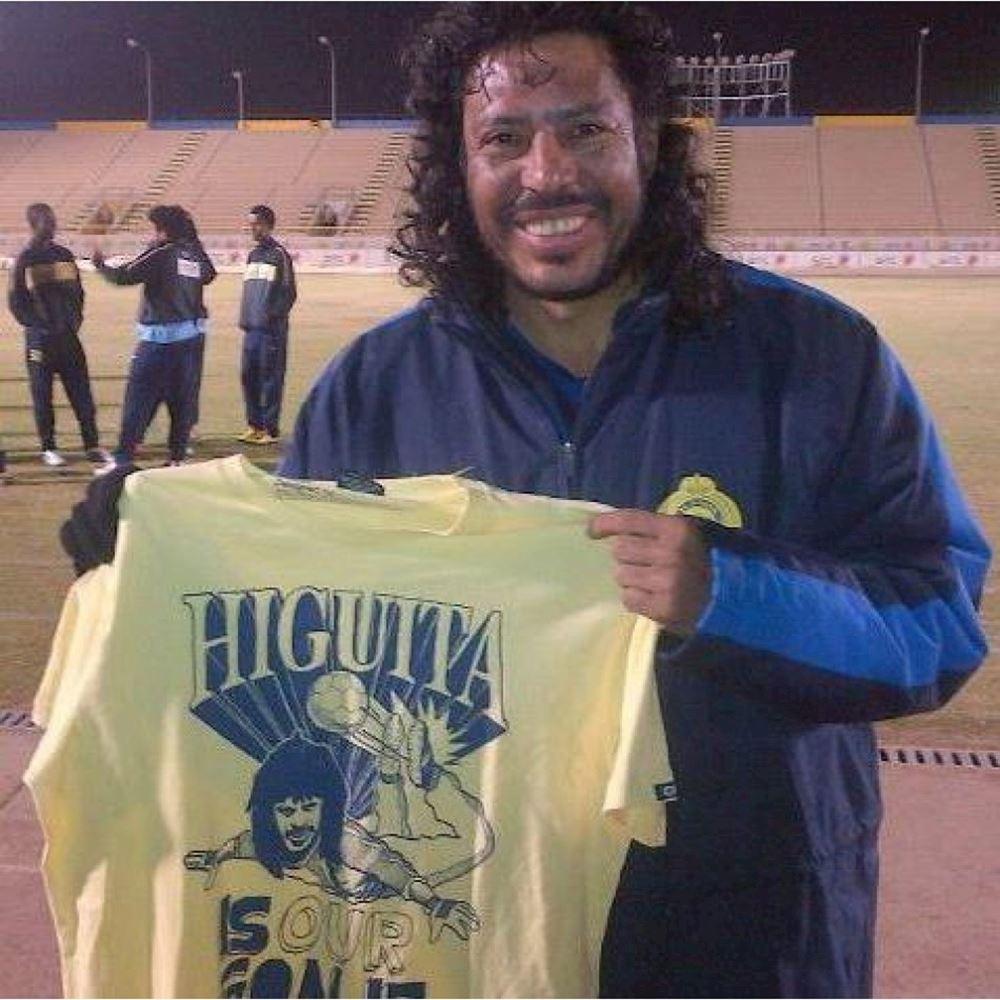 Higuita T-Shirt   6   COPA