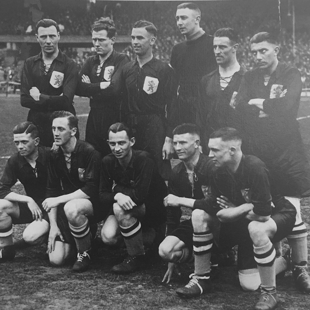 Holland 1934 Retro Football Shirt | 2 | COPA