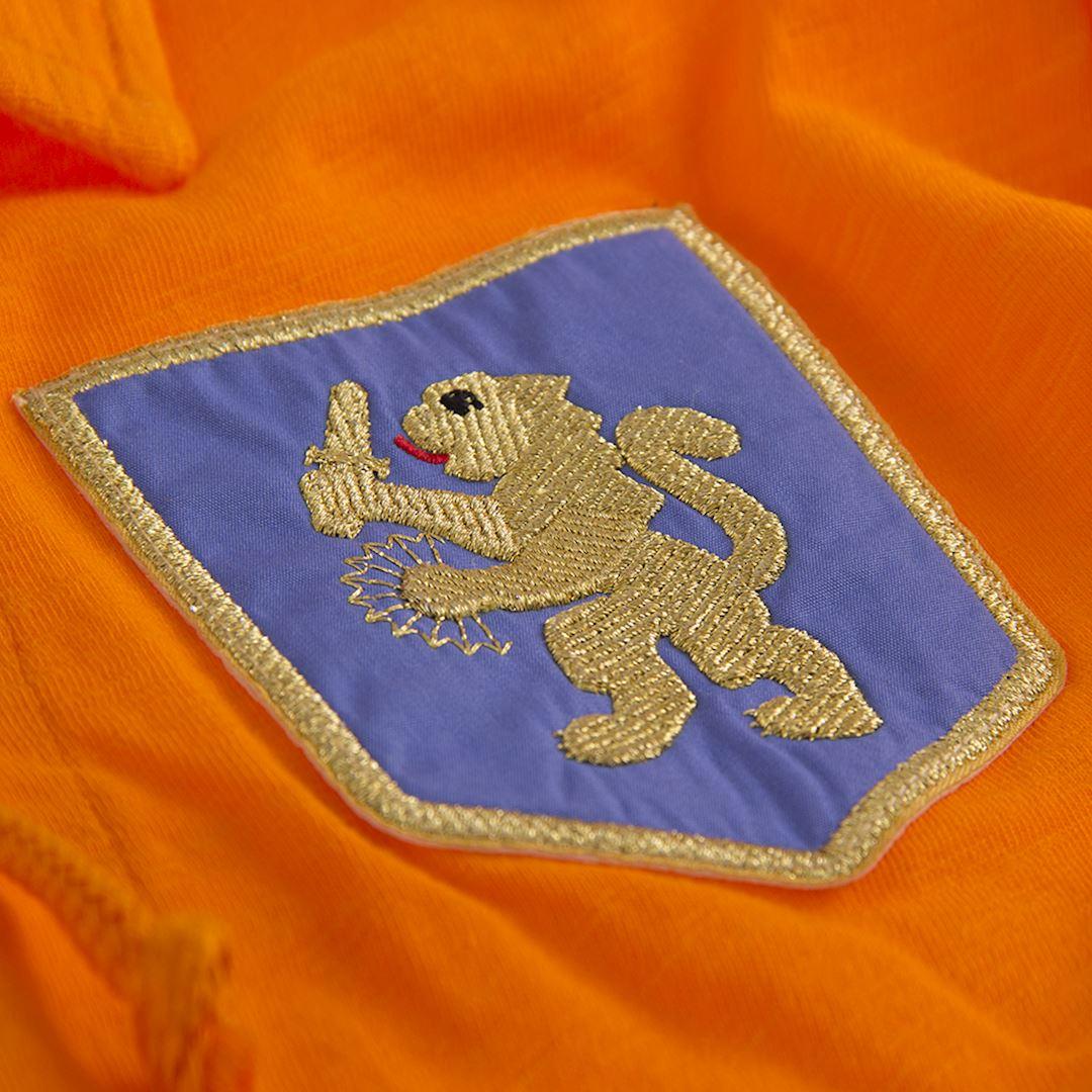 Holland 1934 Retro Football Shirt | 4 | COPA