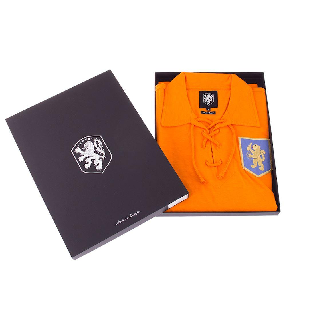 Holland 1934 Retro Football Shirt | 6 | COPA
