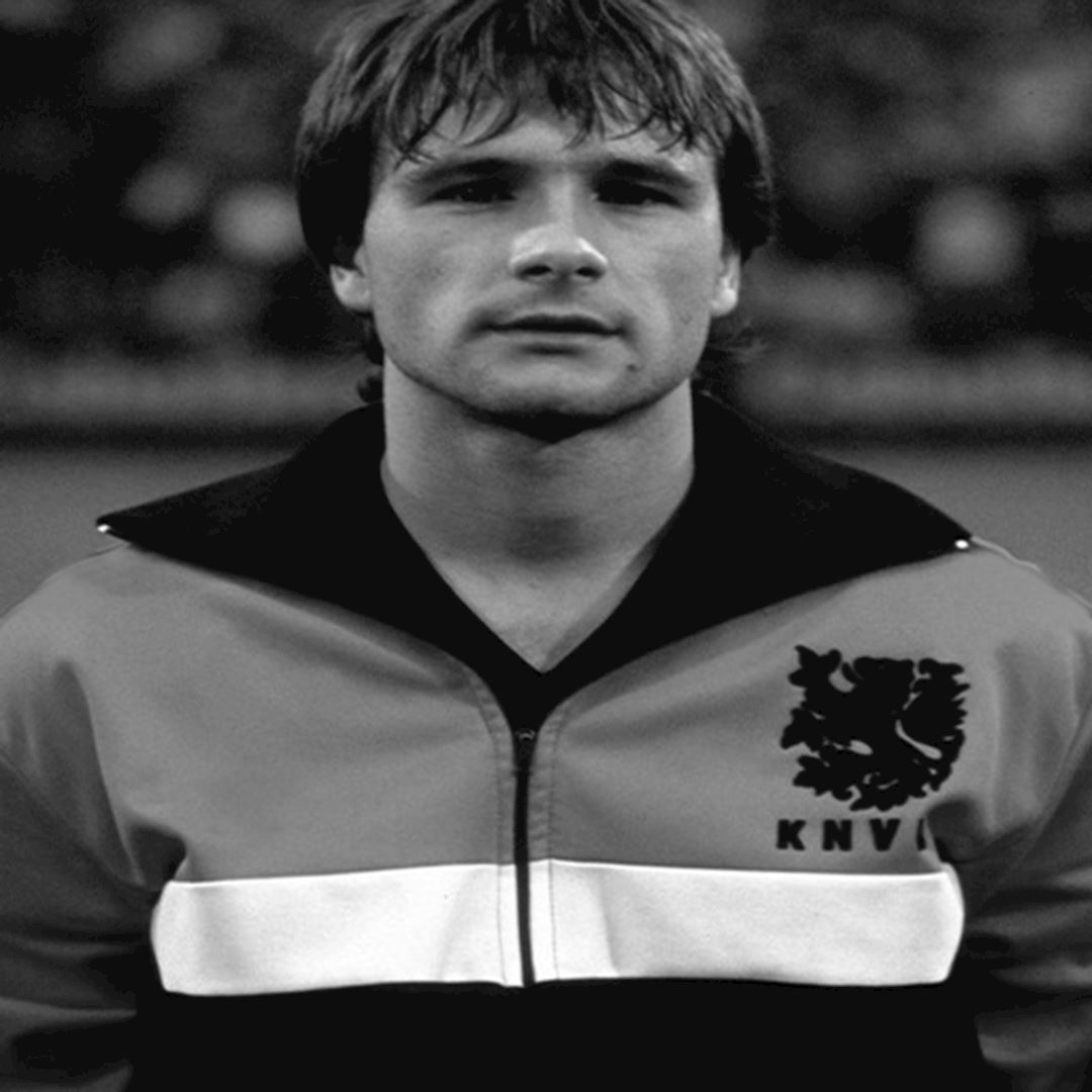 Nederland 1983 Retro Voetbal Jack | 2 | COPA