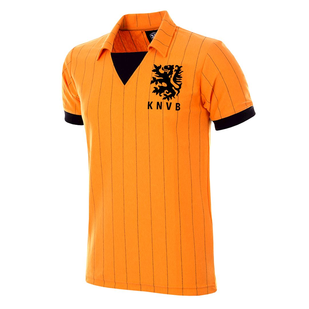 184 | Holland 1983 Retro Football Shirt | 1 | COPA