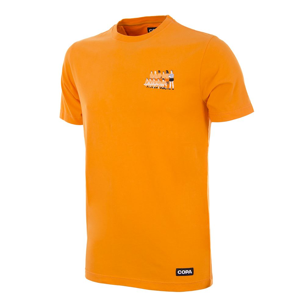 Holland 1988 European Champions Embroidery T-Shirt | 1 | COPA