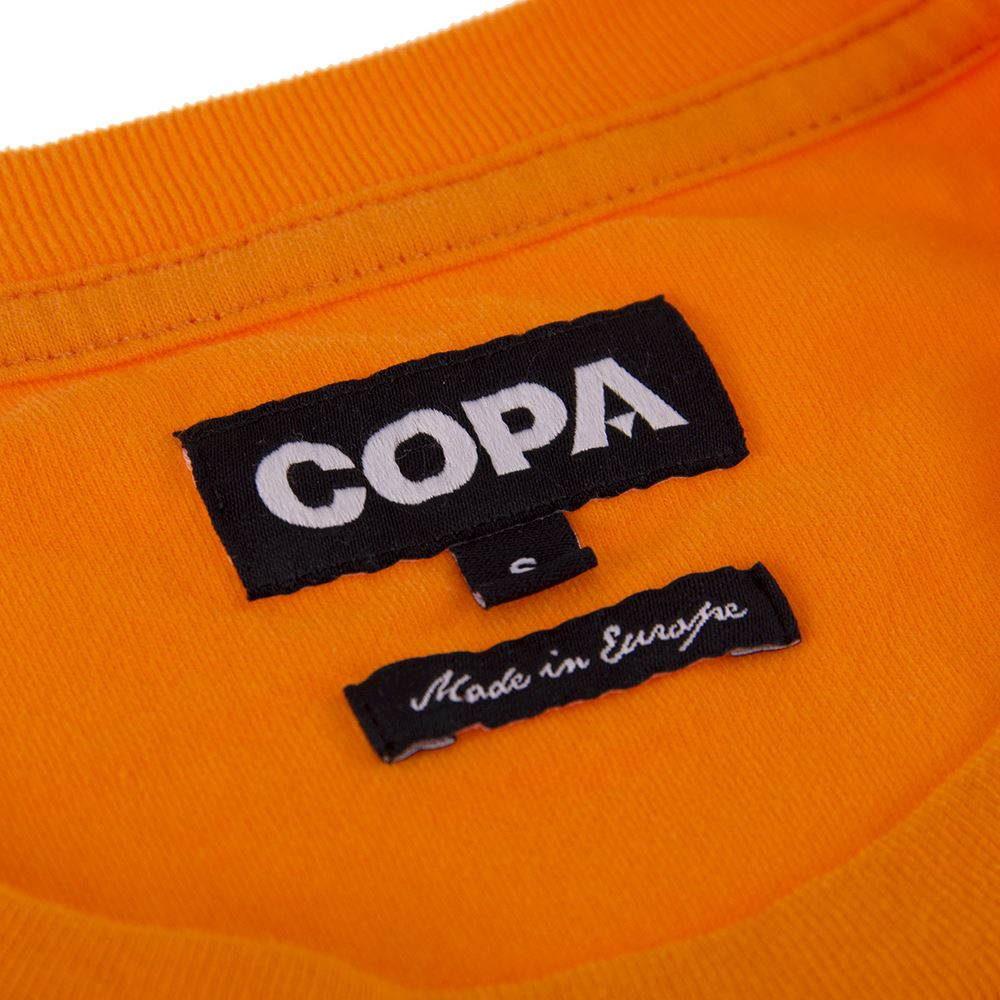 Holland 1988 European Champions Embroidery T-Shirt | 3 | COPA