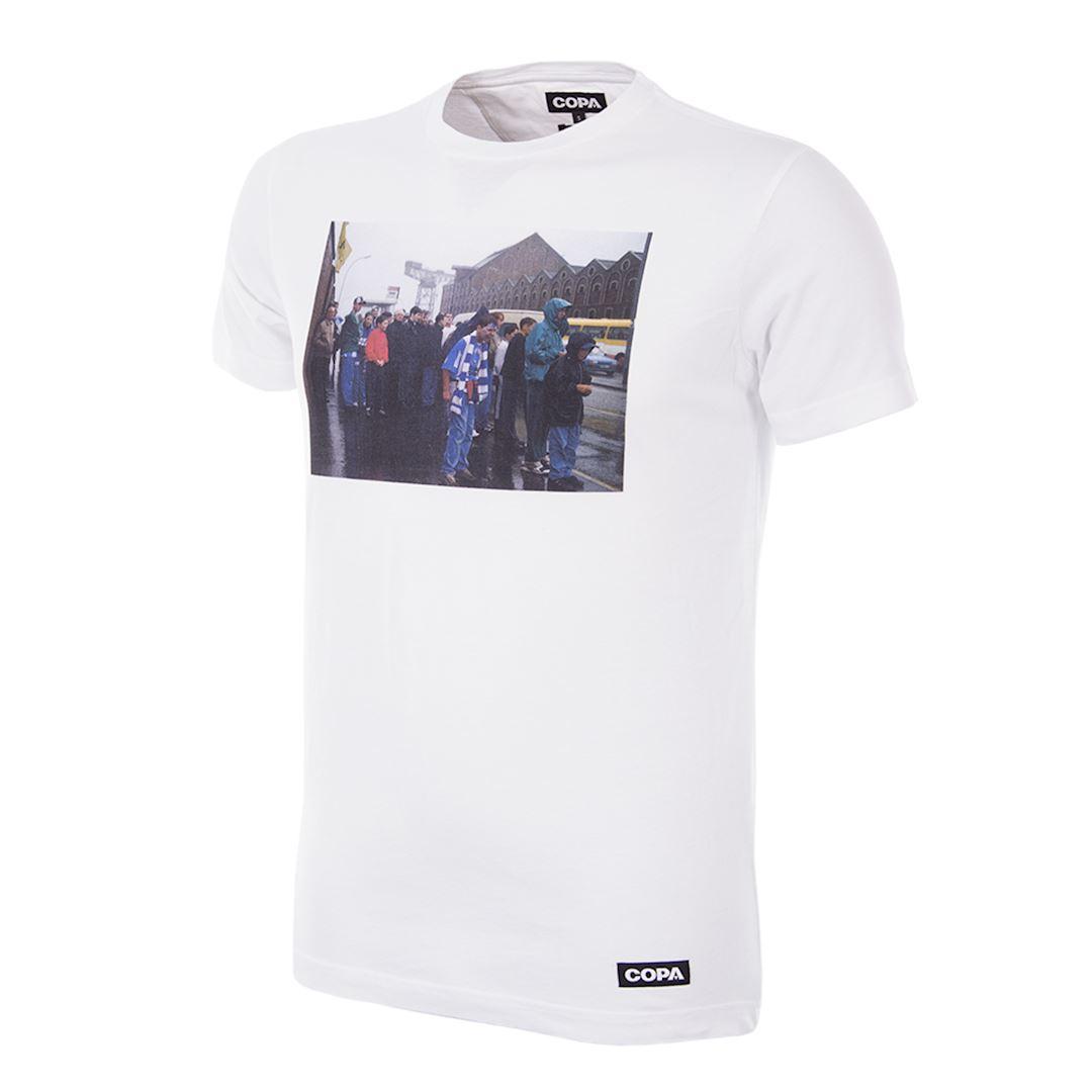 Homes of Football Greenock Morton T-Shirt | 1 | COPA