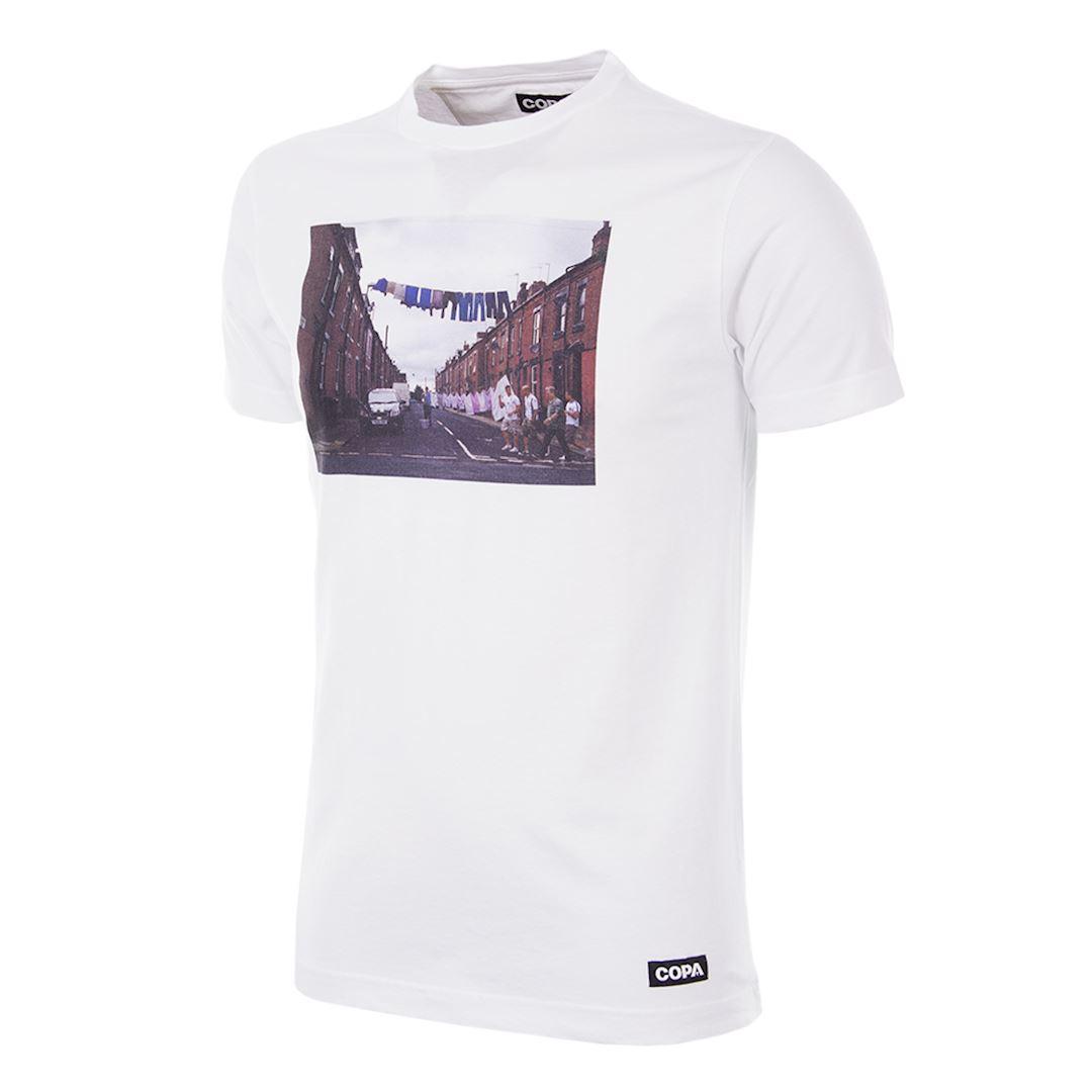 Homes of Football Leeds United T-Shirt | 1 | COPA