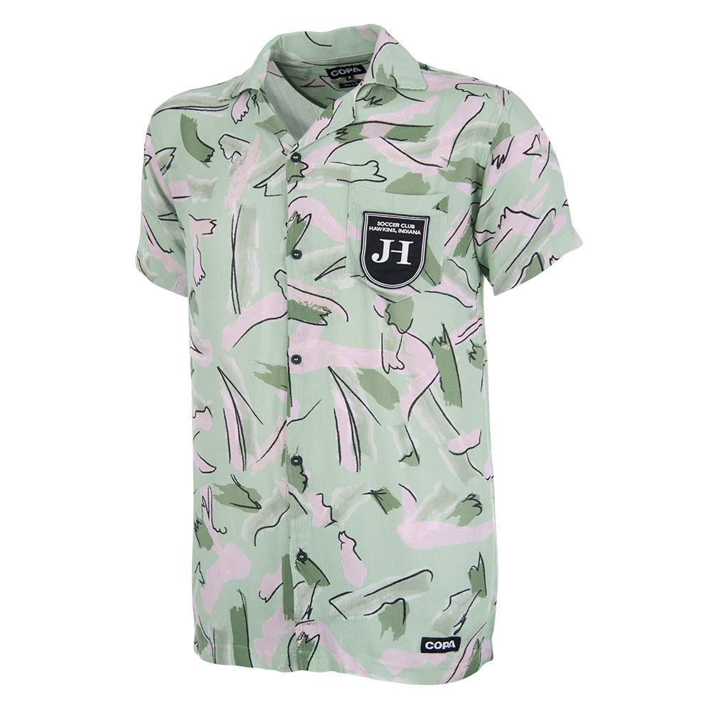 Hopper Camp Collar Shirt | 1 | COPA