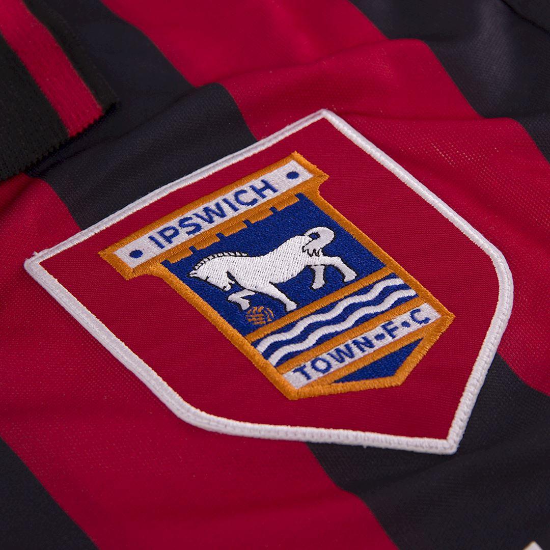 Ipswich Town FC 1991 - 92 Retro Voetbal Shirt | 3 | COPA