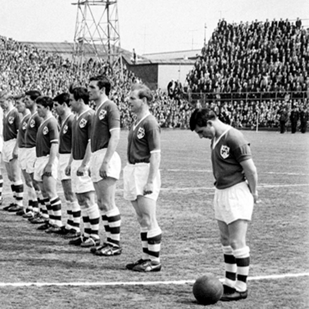Ireland 1965 Retro Football Shirt | 2 | COPA
