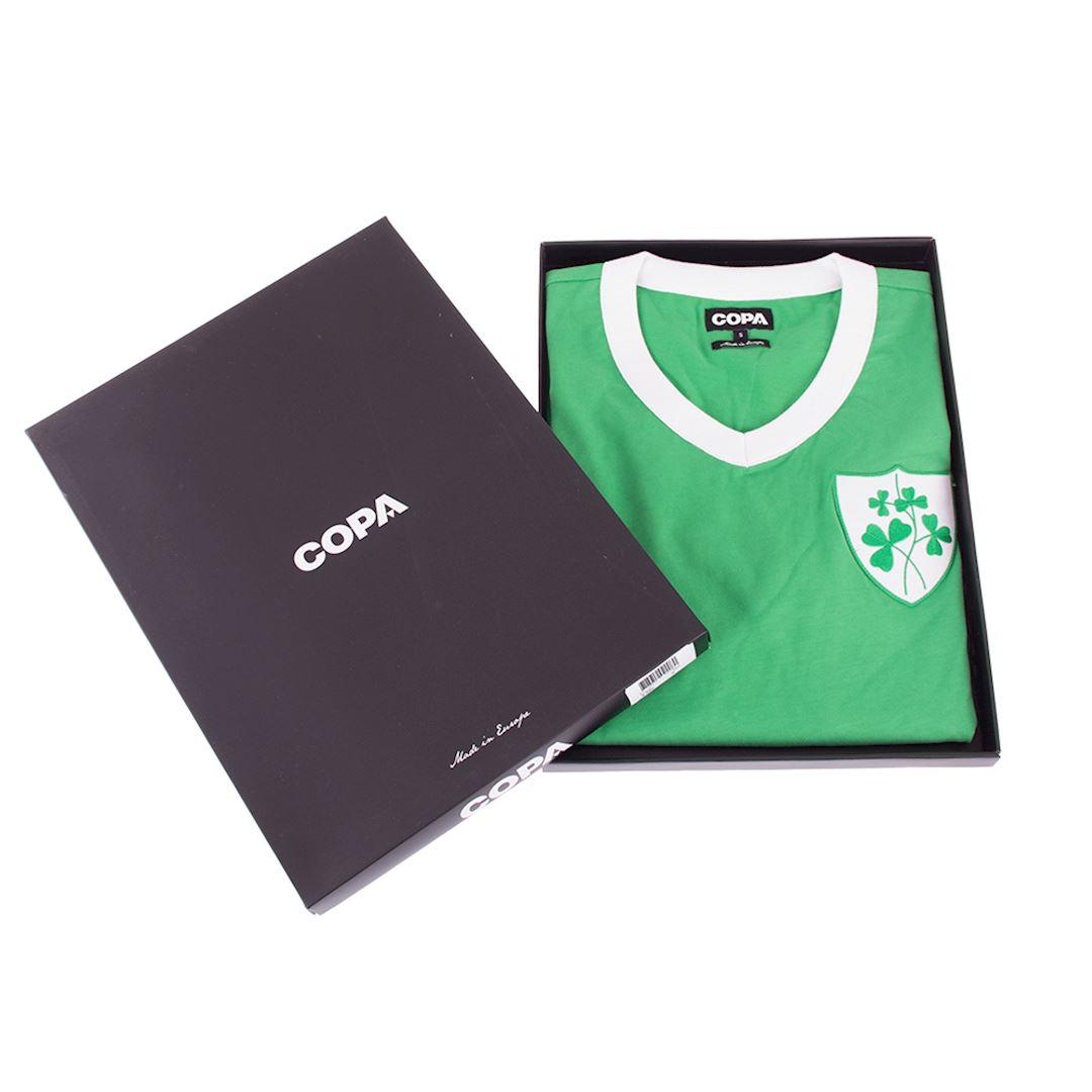Ireland 1965 Retro Football Shirt | 6 | COPA
