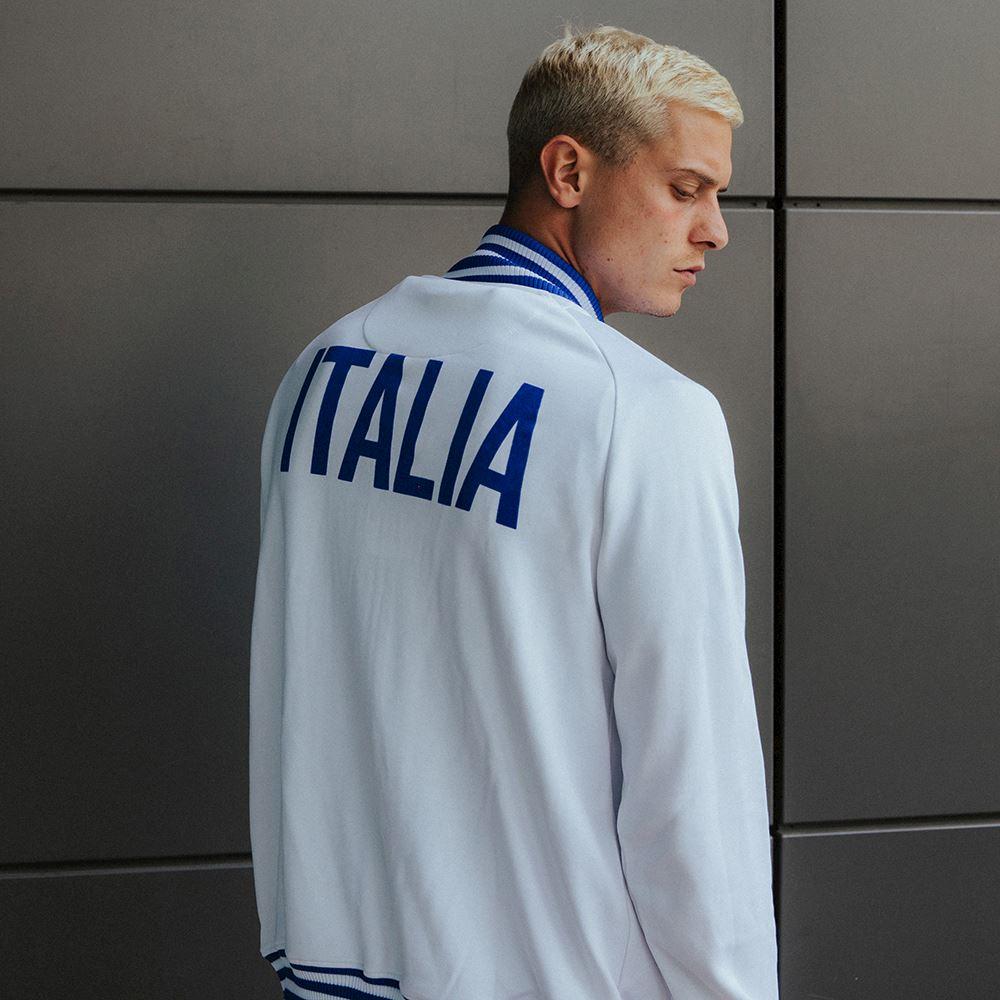 Italy 1982 Retro Football Jacket | 6 | COPA