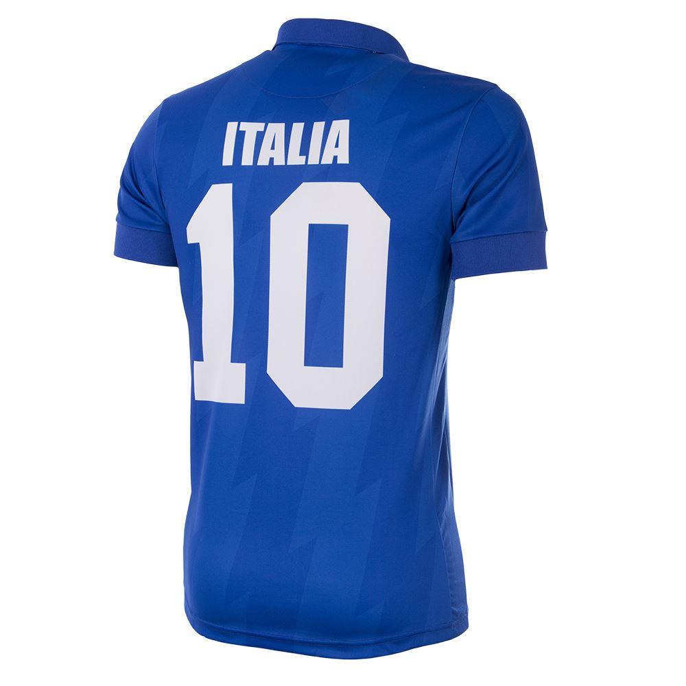 Italy PEARL JAM x COPA Football Shirt   2   COPA
